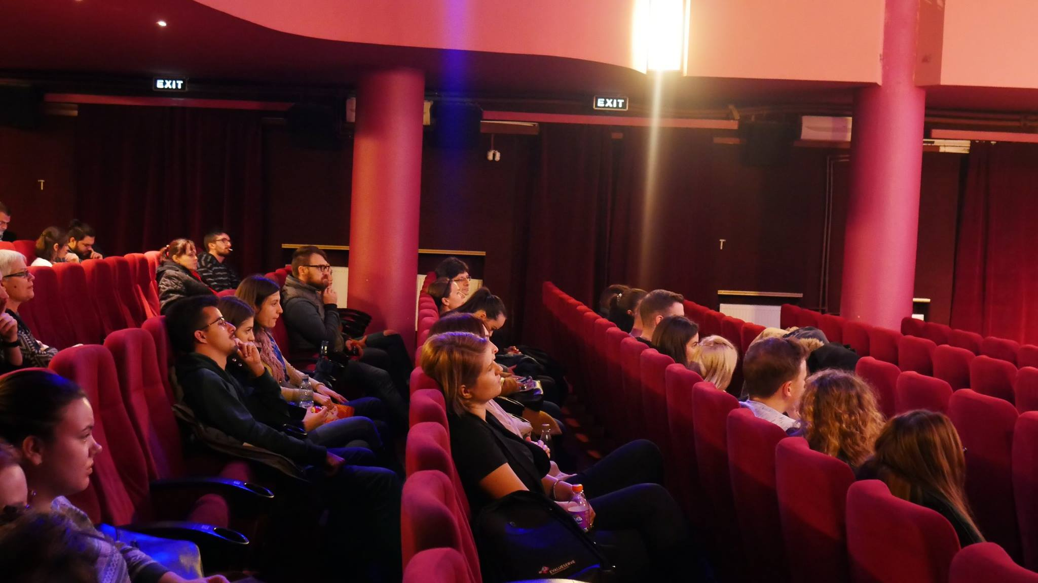 Începe Festivalul de Film Rusesc (1)