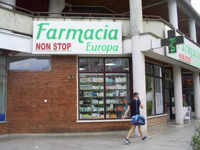 Farmacia Europa Manastur 1