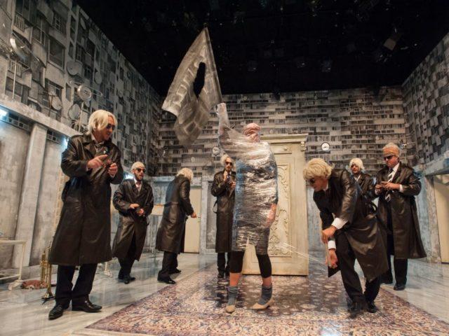 teatrul maghiar de stat