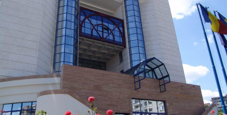 100 de ani de Biblioteca Judeteana Octavian Goga Cluj