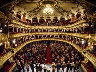 100 de ani de teatru în limba română pe scena Teatrului Național | Program Special