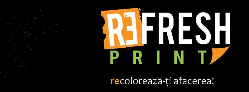 Recolorează-ți afacerea cu Refresh Print