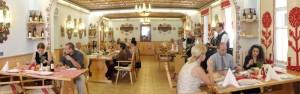 agape restaurant a la carte cluj