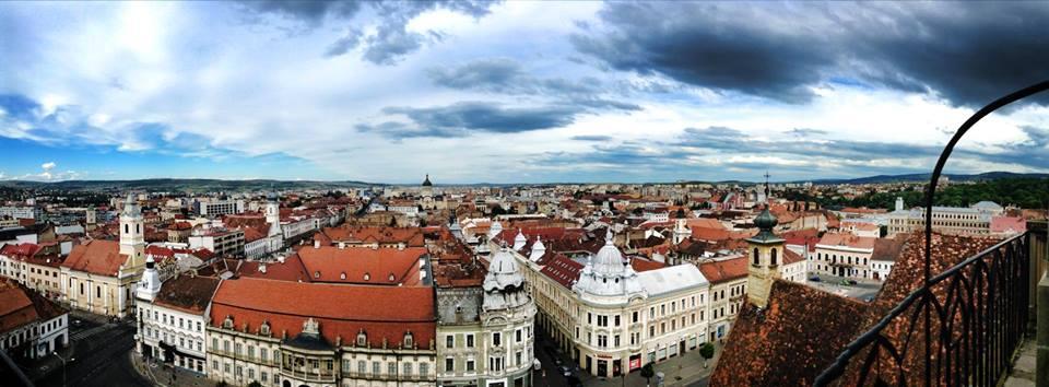 Autoportret în oraș: cele mai inedite 5 locuri să îți faci un selfie în Cluj
