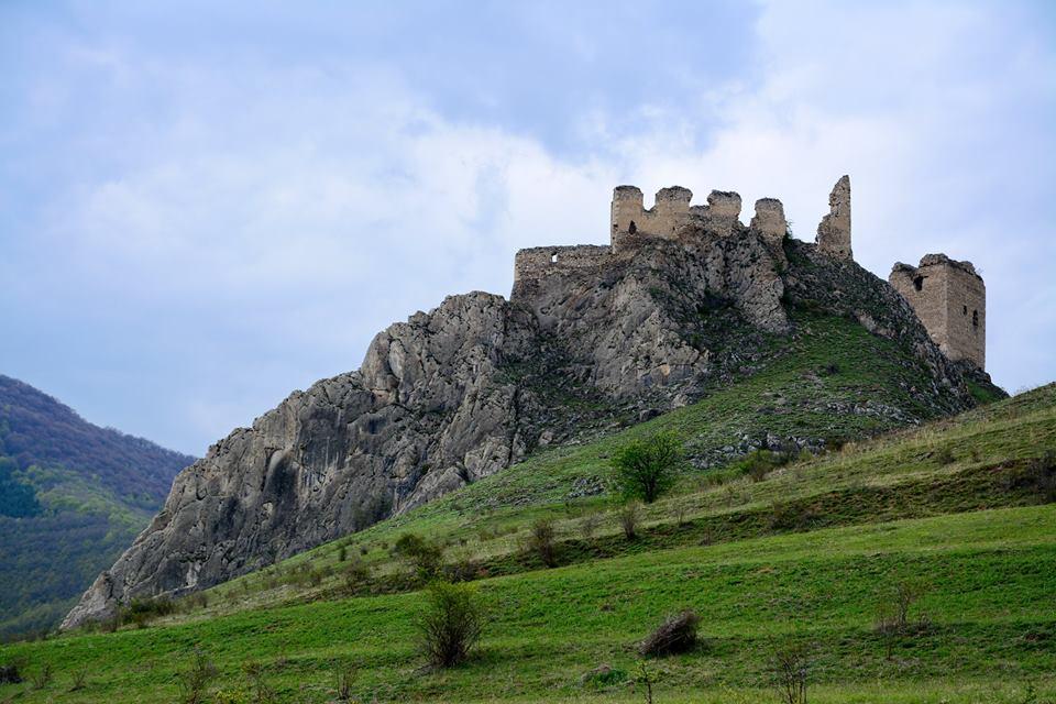 Cetatea Trascaului Coltesti Rimetea