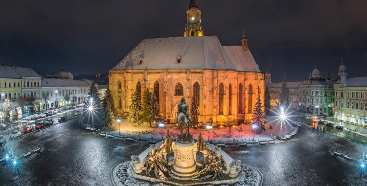 11 nopțile magice ale Clujului