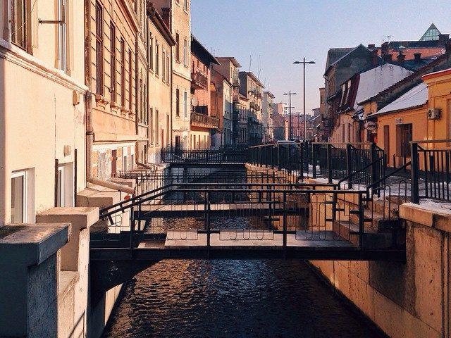 canalul morii cluj-napoca mihail onaca