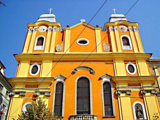 biserica piaristă cluj