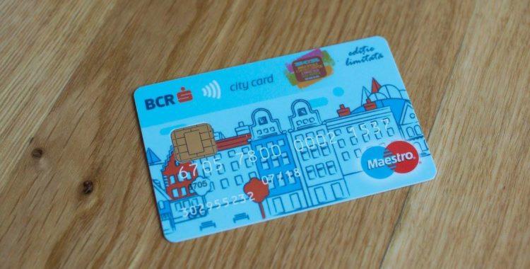 bcr city card cluj