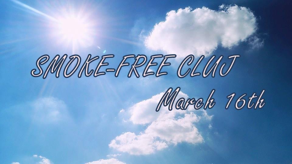 Prima zi fara fum la Cluj / Smoke-free Cluj