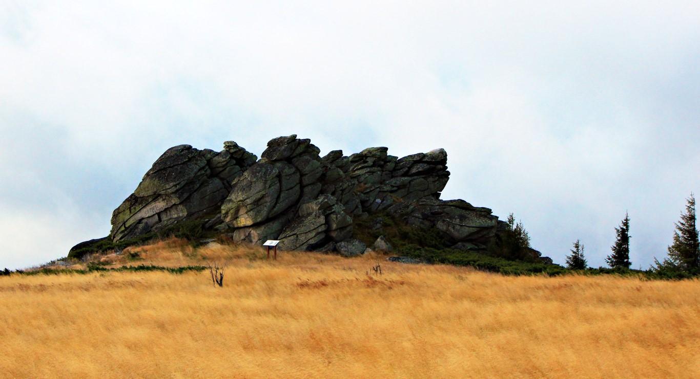 drumeţie spre Muntele Mare şi Pietrele Cântătoare