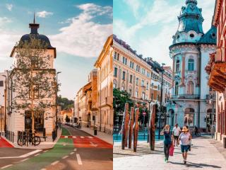 Clujul în 13 fotografii din august 2021 | Retrospectivă FOTO