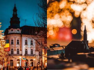 Clujul în 13 fotografii din decembrie 2020 | Retrospectivă FOTO
