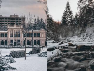 Clujul în 13 fotografii din ianuarie 2021 | Retrospectivă FOTO
