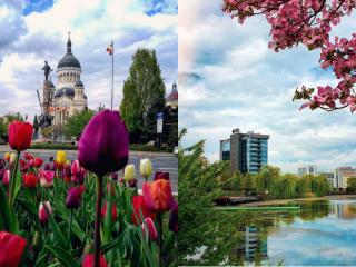 Clujul în 13 fotografii din mai 2020 | Retrospectivă FOTO