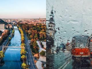 Clujul în 13 fotografii din septembrie 2020 | Retrospectivă FOTO