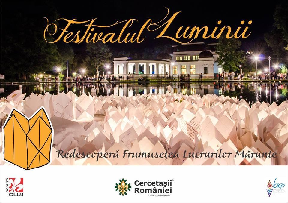 Festivalul Luminii - Cluj-Napoca