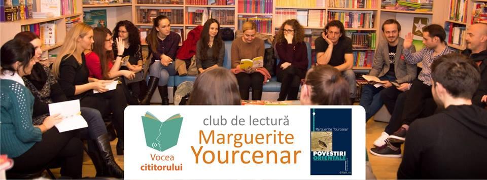 Clubul de lectură Vocea cititorului