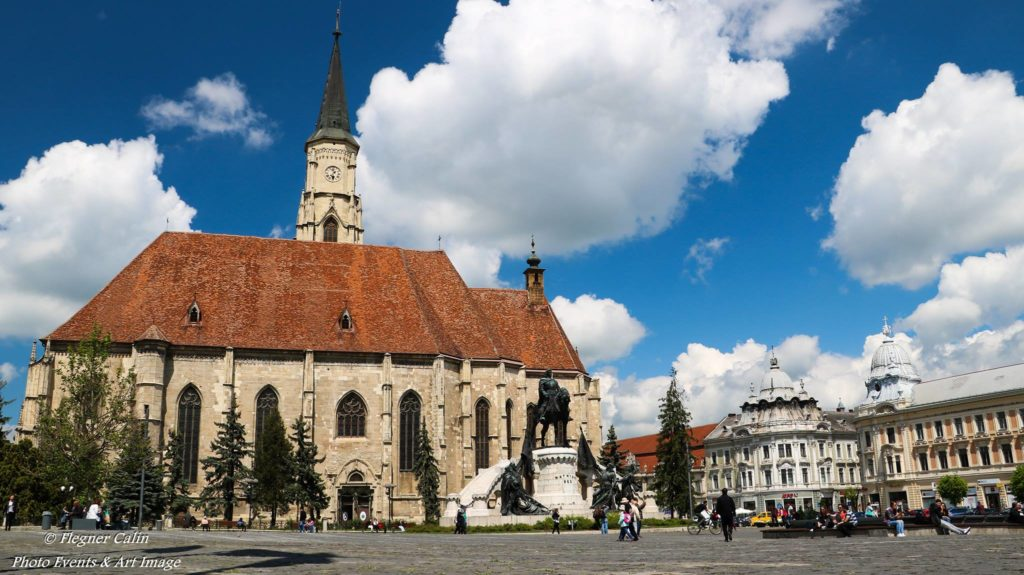 city break in Cluj bcr city card