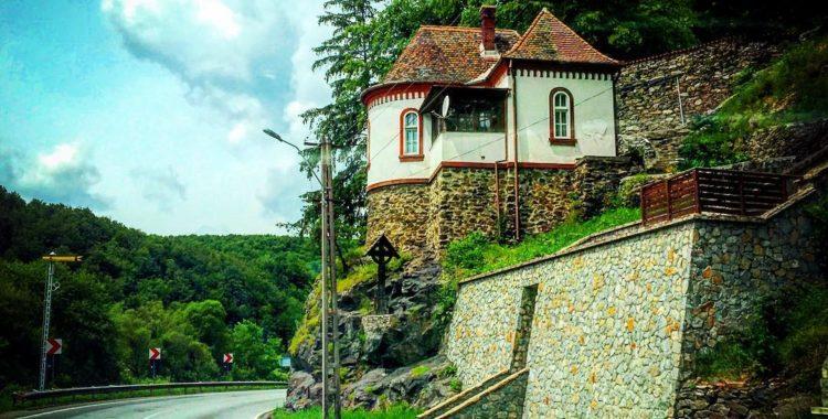 castelul de la Ciucea