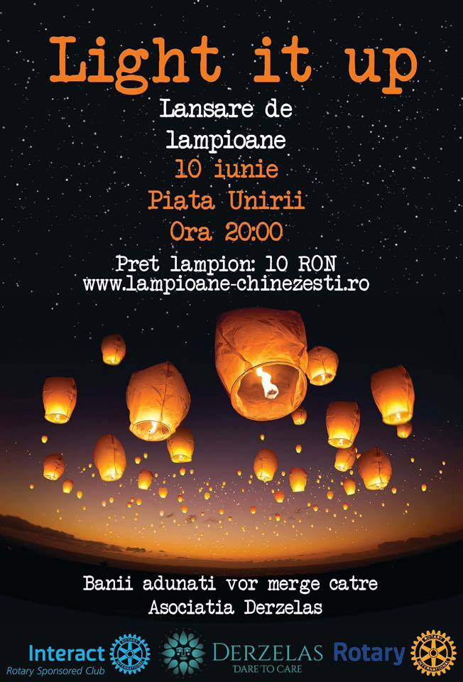 Light It Up by Interact Club Cluj-Napoca