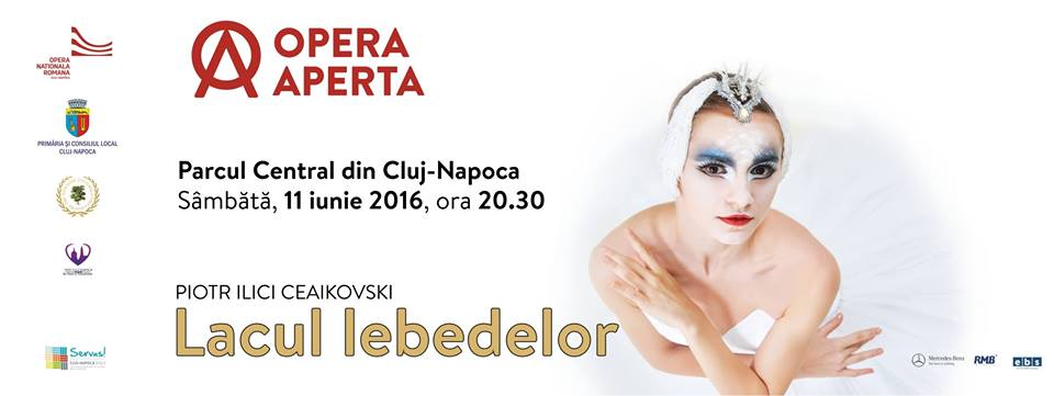 Lacul Lebedelor - Opera Aperta