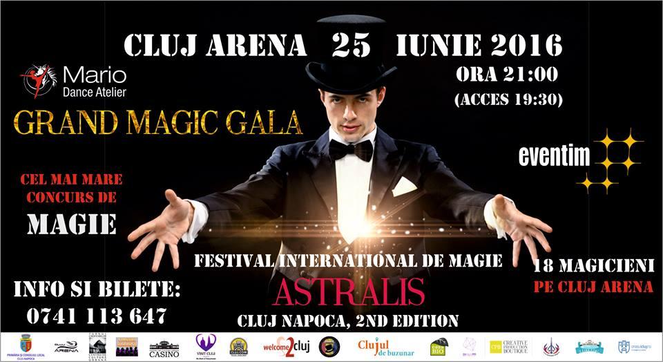 magie astralis cluj