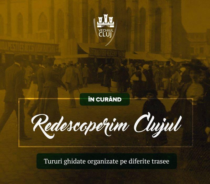 Re-descoperim Clujul - O aventură istorică în centrul Clujului