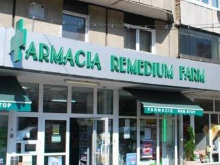 Farmacia Remedium Farm Calea Dorobanților