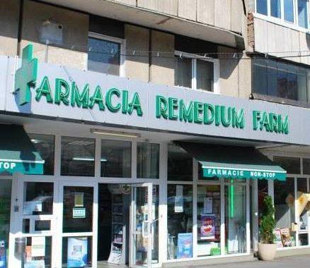 Farmacia Remedium Farm Calea Dorobanților