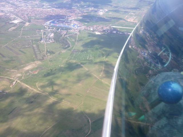 "Aeroclubul ""Traian Dârjan"" din Dezmir"