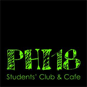 PHI18 - Students' Club & Cafe