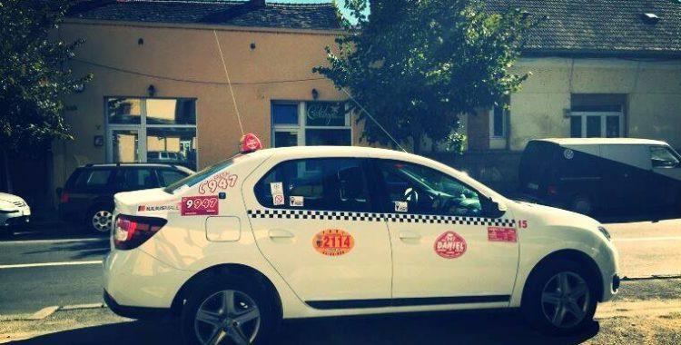 daniel taxi Oricât de mare-i gerul