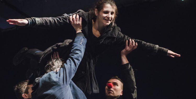 Trupa Váróterem Projekt a câștigat un premiu la Galați