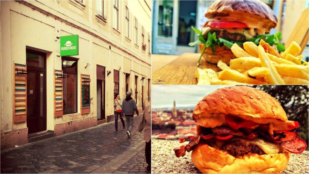 Burger House Cluj casa cu burgeri și oameni faini