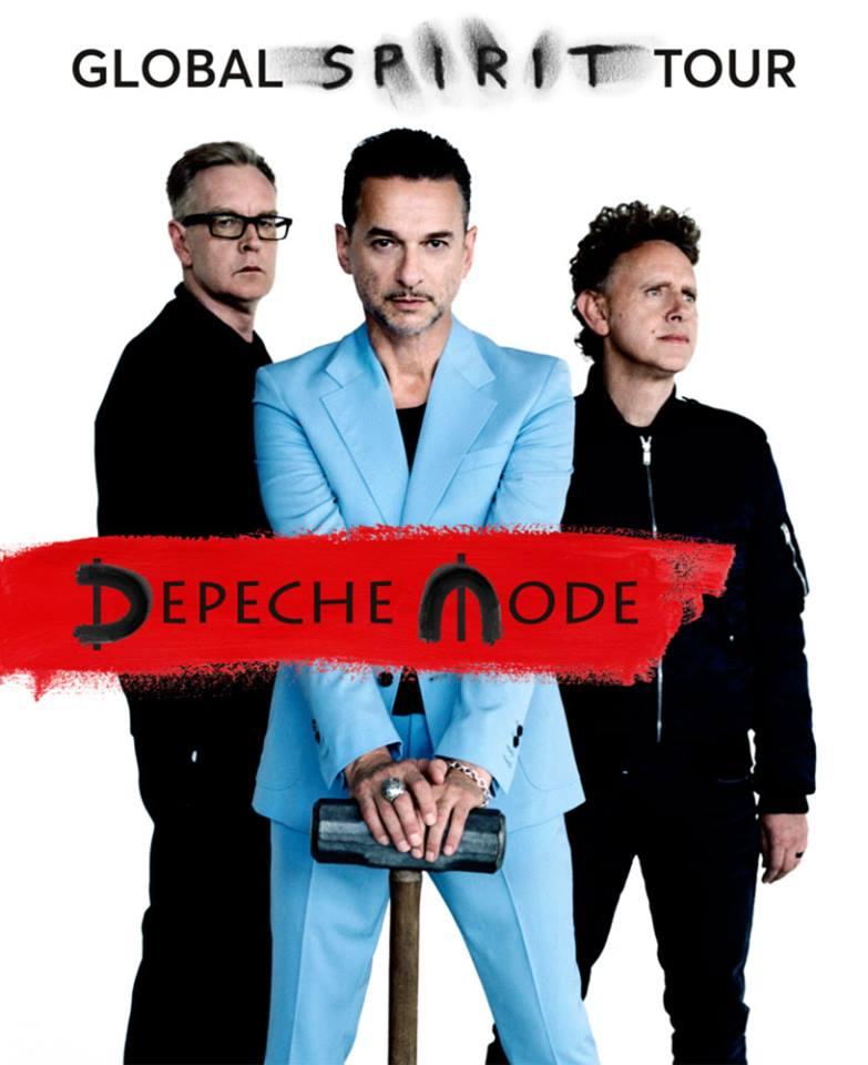concert depeche mode la cluj 2017