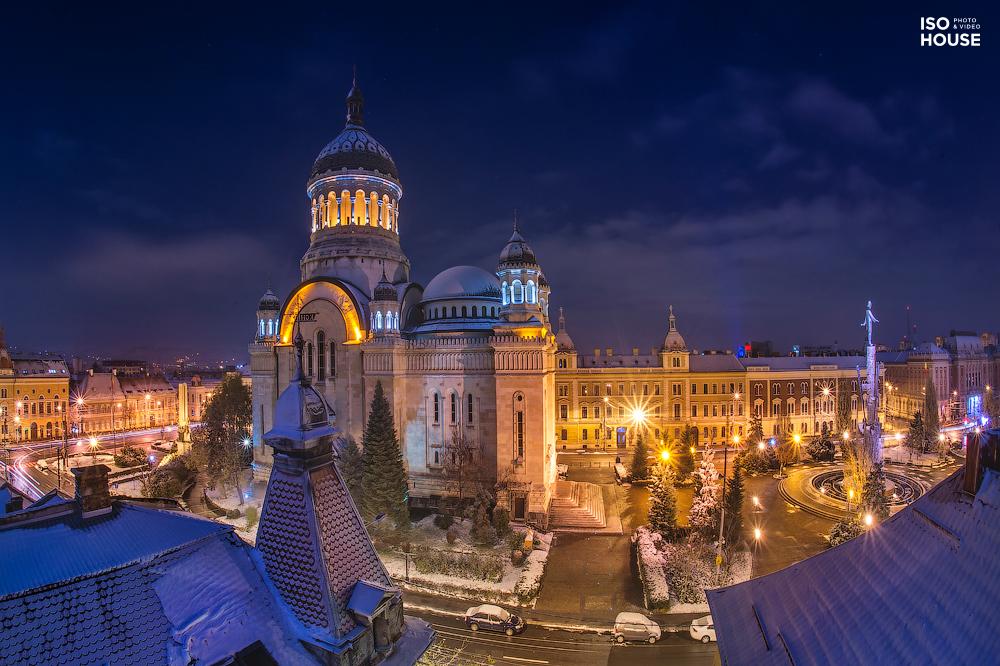 15 nopțile magice ale Clujului
