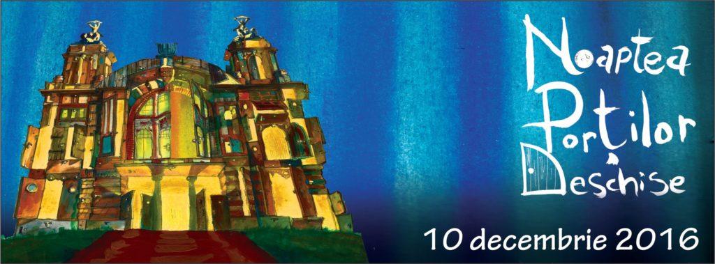 10 motive să mergem la Noaptea Porților Deschise de la Teatrul Național