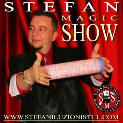 stefan magic show cluj