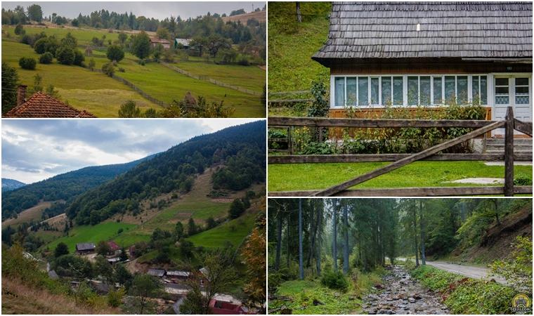Satul Răchițele, comuna Mărgău, județul Cluj