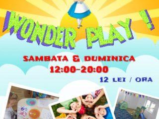 alice in wonderland cluj loc de joaca copii