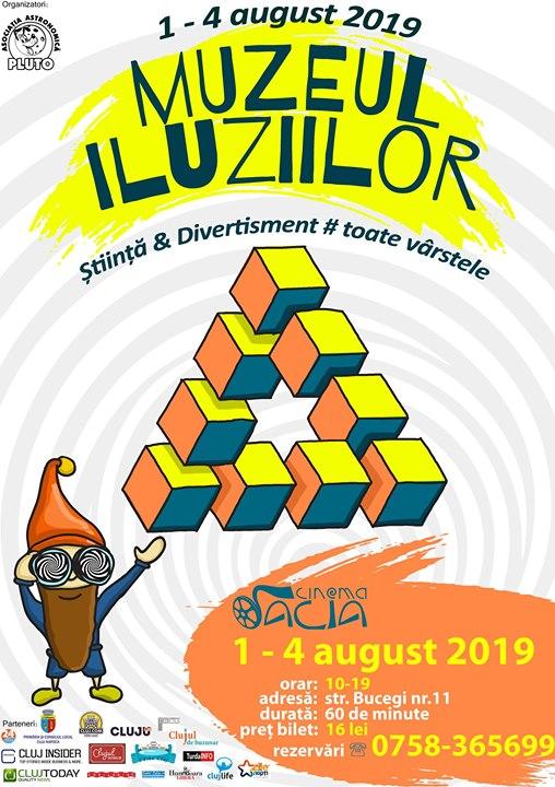 evenimente 2-4 august 2019