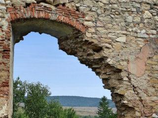 Ruinele Castelului Bocskai