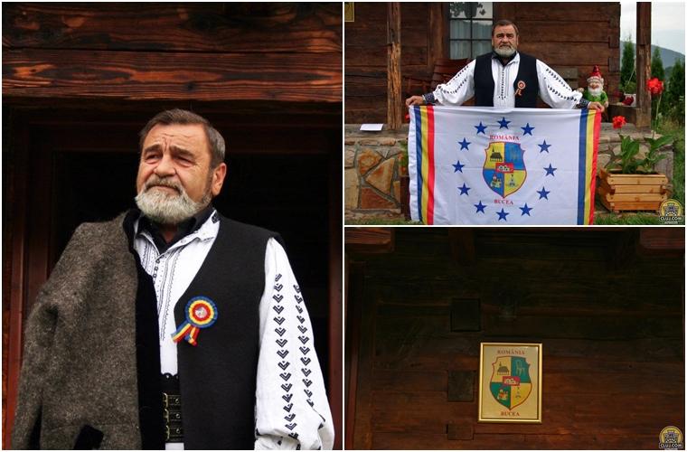 Mircea Dejeu, satul Bucea, comuna Negreni, judetul Cluj