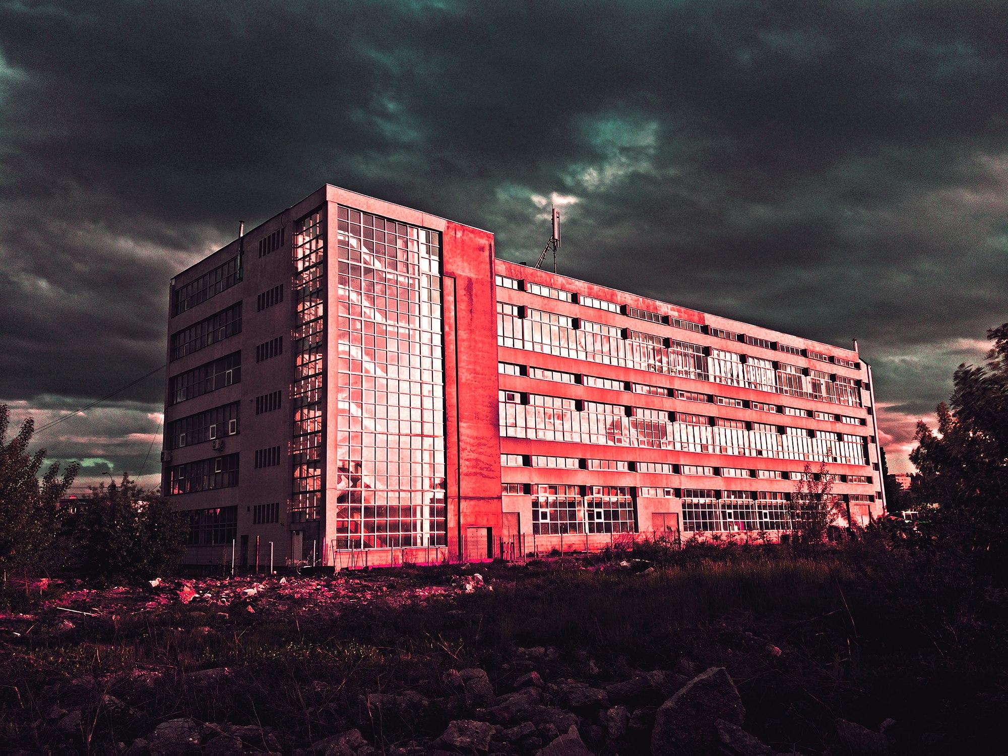 centrul de interes Clădire industrială din Cluj este transformată în centru de artă