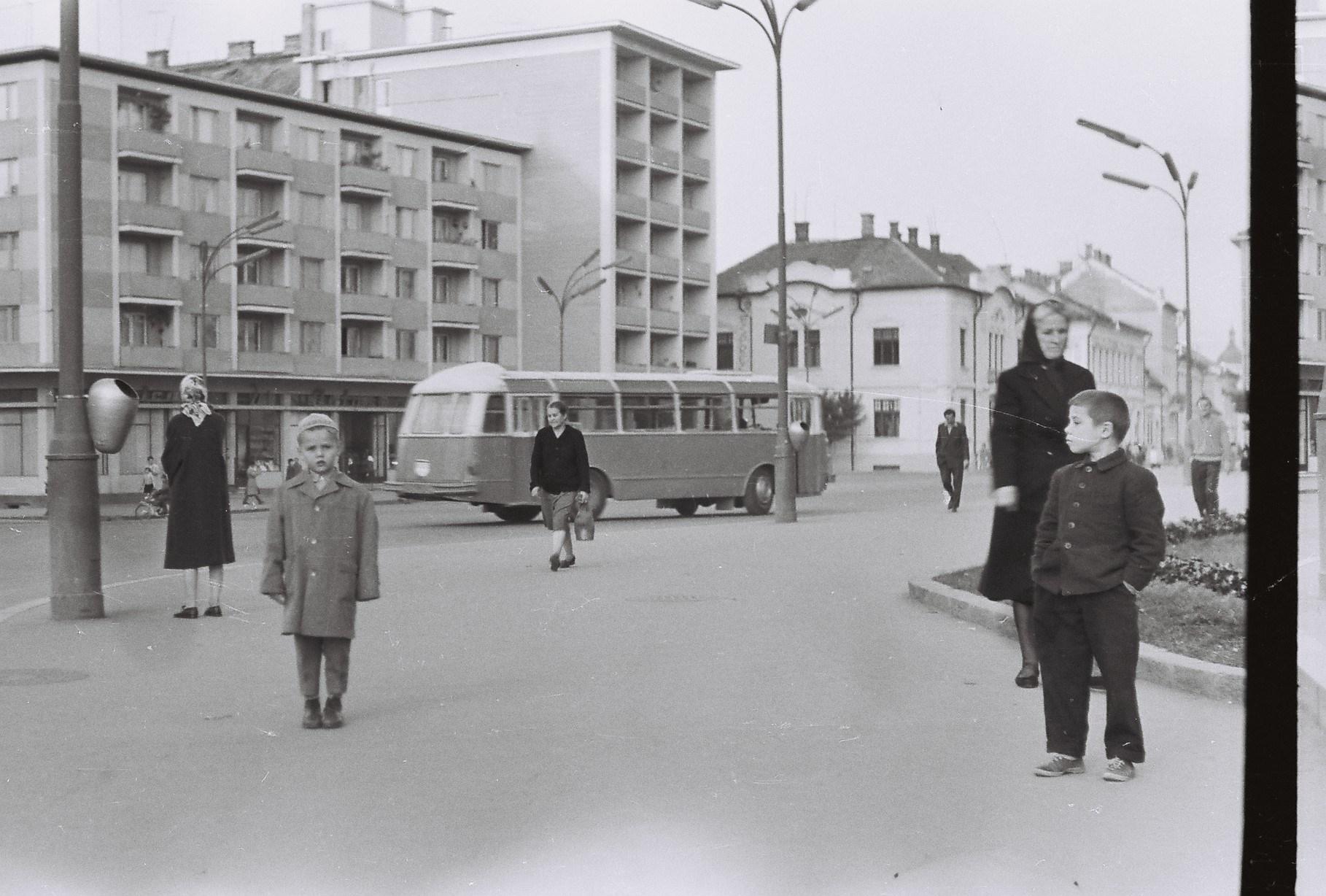 Clujenii în 30 de fotografii din vremurile trecute
