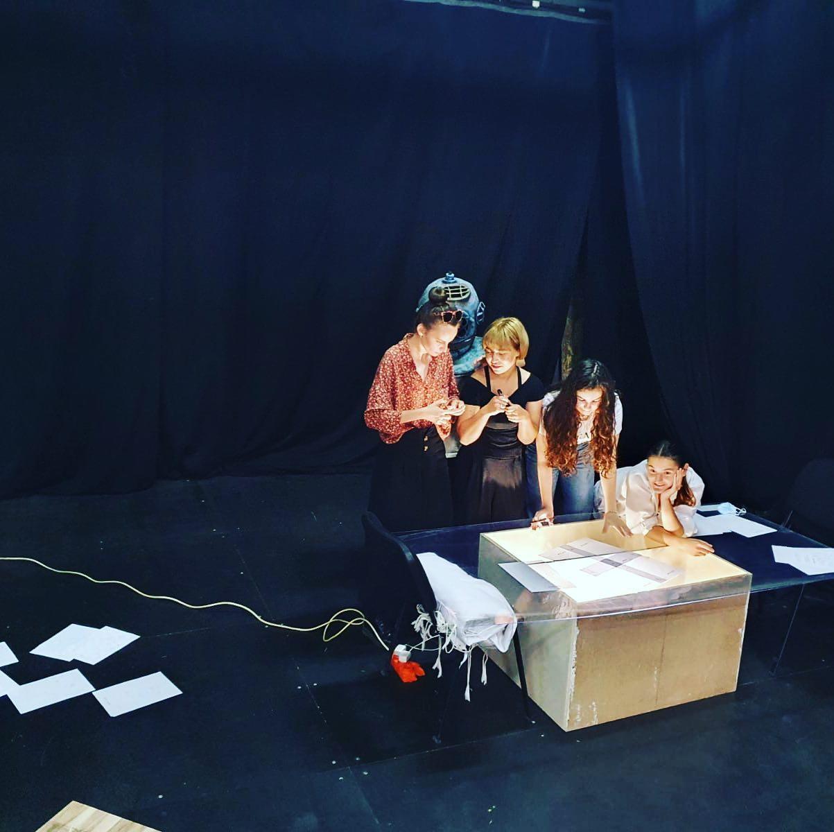 20k de leghe sub mari Magic Puppet 2