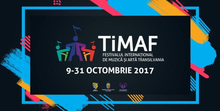 Începe cea de-a VII-a ediție TiMAF Cluj-Napoca