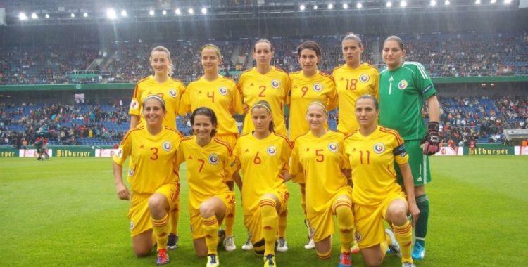 Fotbalul feminin românesc va fi premiat de UEFA