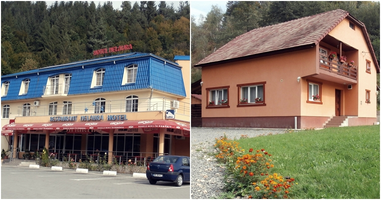 Comuna Negreni, judetul Cluj, cazare